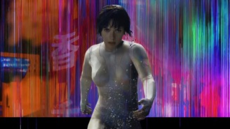 'Ghost In The Shell's Viral Campaign Has Already Backfired A Bit