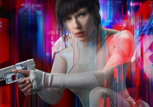 Scarlett Johansson's 'Ghost In The Shell' Drops Timely New Videos
