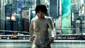 'Ghost In The Shell': Production Design Tells The Compelling Story The Script Doesn't