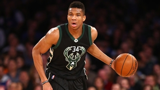Giannis Antetokounmpo Made A Good Argument For Why He Could Win MVP And MIP Next Year