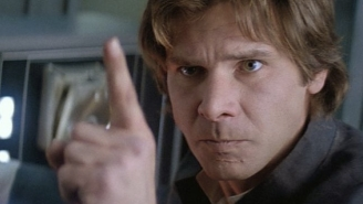Let's Talk About The Moment When Han Solo Learned The Force Was Real
