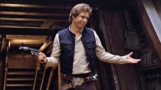 Harrison Ford's Contributions To 'Star Wars' Shouldn't Make Han Solo An Improv Character