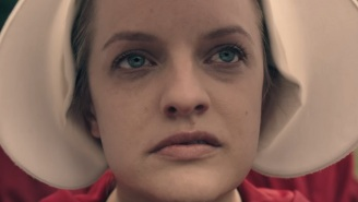 The New Trailer For 'The Handmaid's Tale' Goes All-In With Allusions To American Politics
