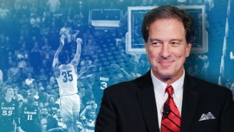 Kevin Harlan On Tournament Memories, NBA vs. College Hoops And His 'Idiot On The Field' Call