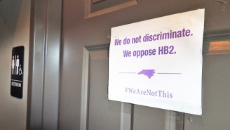 Report: North Carolina's Anti-LGBT Bathroom Bill Will Cost The State Nearly $4 Billion In Lost Revenue