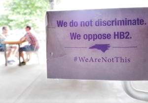 Lawmakers In North Carolina Have Reportedly Reached A Deal To Repeal The Controversial Anti-LGBT Bathroom Bill