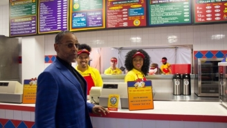Los Pollos Hermanos From 'Breaking Bad' Is Popping-Up In The Big Apple