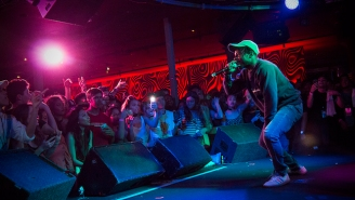 Much Like His Music, Isaiah Rashad's 'Lil Sunny Tour' Is A Fascinating Leap Through His Opposing Moods