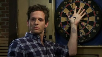 Glenn Howerton And Patton Oswalt Are Going Back To School For A Seth Meyers Shepherded NBC Comedy