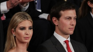 Federal Employees Ivanka Trump And Jared Kushner Are Still Making Lots Of Money Thanks To Trump's DC Hotel