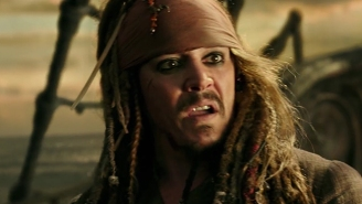 Jack Sparrow Runs From Ghosts And Flips Out At Monkeys In the Latest 'Pirates Of The Caribbean 5' Trailer