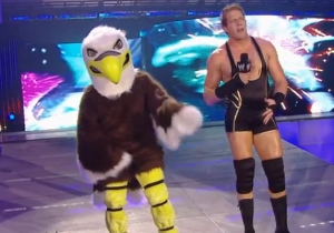 Jack Swagger Has Officially Been Released By WWE