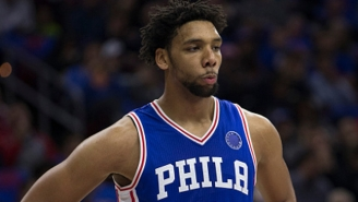 The Sixers Are Reportedly Willing To Accept A Second-Round Pick For Jahlil Okafor