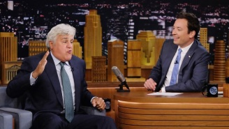 Jimmy Fallon Will Bring Jay Leno Back To 'The Tonight Show' Next Week
