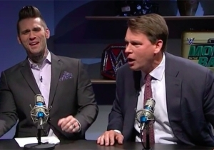 JBL Flipped Out About Mauro Ranallo Winning 'Best Television Announcer'