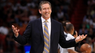 Jeff Hornacek Was Officially Dismissed As Head Coach Of The Knicks