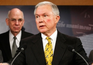 Justice Dept: Attorney General Jeff Sessions Spoke With The Russian Ambassador During The Presidential Campaign
