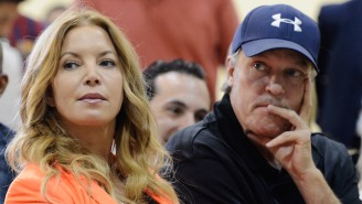Jeanie Buss' Brothers Tried To Wrest Control Of The Lakers Away From Her And Magic Johnson