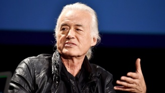 This Rumbling Cover Of 'Money' Is The First Song That Jimmy Page Ever Produced