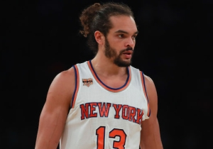 Joakim Noah May Be Holding Up A Potential Kristaps Porzingis For Kyrie Irving Deal