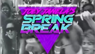 Joey Janela's Spring Break Is Your Can't-Miss Show Of WrestleMania Week