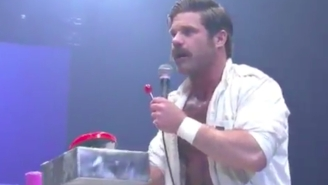 Joey Ryan Finally Became A Real-Life Supervillain In A Japanese 'Anal Explosion Match'