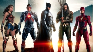 The Trailer For 'Justice League' Aims To Bring An Edgier Team Together To Thwart Evil