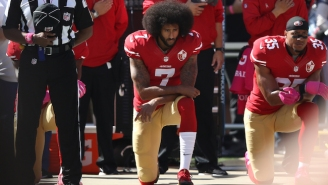 The NFL's Settlement With Colin Kaepernick Was Reportedly For Less Than $10 Million