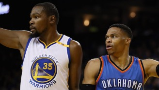 Kendrick Perkins Claims Russell Westbrook And Kevin Durant Are Back On Speaking Terms