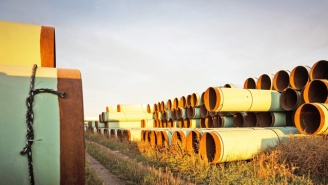 The Trump Administration Greenlights The Keystone XL Pipeline To Begin Construction