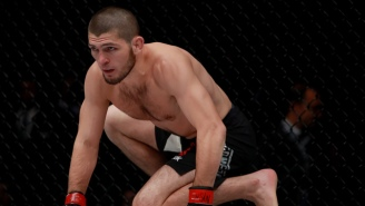 Dana White Says Khabib Nurmagomedov Can't Just Sit Out With The Lightweight Title