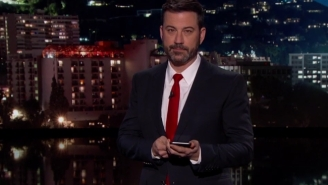 Jimmy Kimmel Gets A Rude Awakening After Having Some Questions About 'Day Without A Woman'