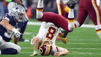 Washington's Clownshow Of An NFL Offseason Keeps Getting More Ridiculous