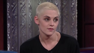 Kristen Stewart Still Doesn't Know Why Donald Trump Is So Obsessed With Her