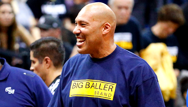 A Video Of LaVar Ball Playing Basketball Has Surfaced, And It's Not Pretty