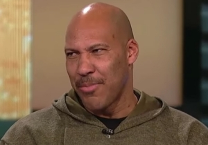 LaVar Ball Literally Gave Rashad McCants The BBB Sneakers Off Of His Feet