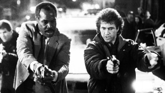 'Lethal Weapon' At 30: A Buddy Cop Movie Now Haunted By The Mel Gibson Problem
