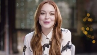 Lindsay Lohan Is Developing A New Prank Reality Series Called 'The Anti-Social Network'