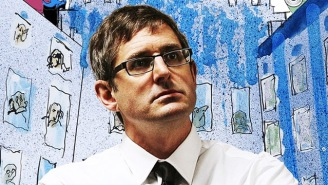 Documentarian Louis Theroux On His Career And Using 'Negative Access' For 'My Scientology Movie'