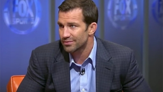 Luke Rockhold Took A Shot At WWE While Complaining About UFC