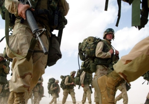 Hundreds Of U.S. Marines Have Deployed Into Syria To Join The Fight Against ISIS