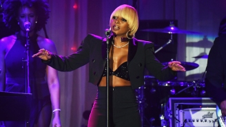 Kanye West Gives Mary J. Blige His Best Verse In A Long Time On 'Love Yourself'