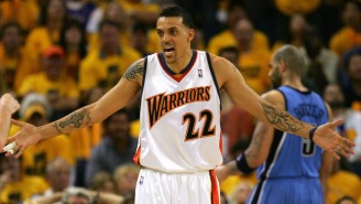 Matt Barnes Is Thrilled To Rejoin The Warriors, And Wishes His Ex-Teammates Could Come Along
