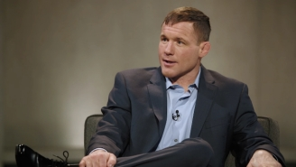 Retired UFC Legend Matt Hughes Is Thinking About A Comeback, And Has An Opponent In Mind