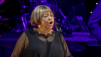 Watch Mavis Staples And A Grip Of Legendary Musicians Cover 'The Weight' For Her 75th Birthday