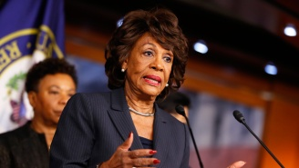 Rep. Maxine Waters Claims That The 'Sex Actions' In The Russia-Trump Dossier Are True