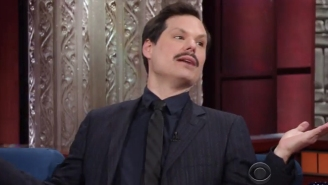 Michael Ian Black Explains How Trump Got Elected With The Perfect Subway Sandwich Analogy