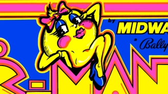 Google Maps Gives Ms. Pac-Man Her Due For April Fool's 2017