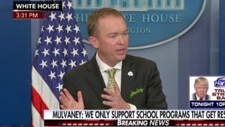 Trump Budget Guru Mick Mulvaney Argued That Cutting Meals On Wheels Is 'Fairly Compassionate' And Everyone Lost It