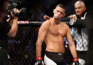 Dana White Confirmed The UFC Is Working On Nate Diaz Vs. Georges St-Pierre